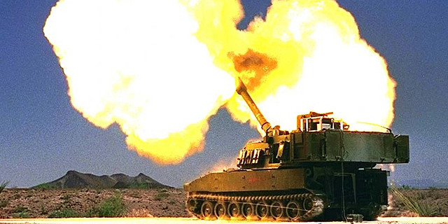 """צבא ארה""""ב רוצה לפתח רובוטים שיכווינו ארטילריה במקום חיילים"""
