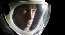 """בראד פיט ב""""אד אסטרה"""", צילום: 20th Century Fox ©"""