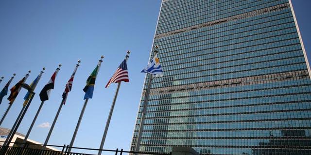 """דו""""ח: בניין האו""""ם בניו יורק יוצף עד שנת 2100"""