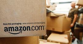 חבילות אמזון חבילה קניות און ליין 2, צילום: איי פי