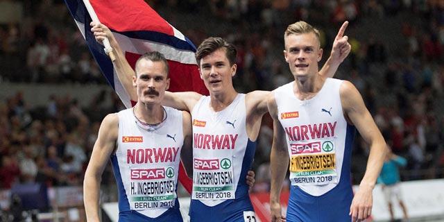טריפל במבצע: מה הופך את האחים אינגבריגטסן הנורווגים לפלא של עולם הספורט?
