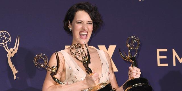 """זה הסוד שלה: הסדרה """"פליבג"""" זכתה בארבעה פרסי אמי"""