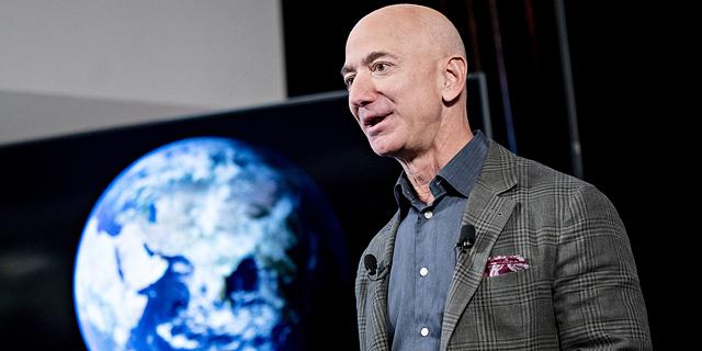 מייסד אמזון ג'ף בזוס, צילום: בלומברג
