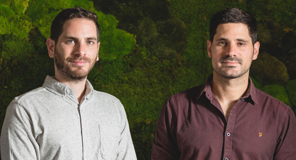 Cycode co-founders  Ronen Slavin (left) and  Lior Levy. Photo: Nicky Trok
