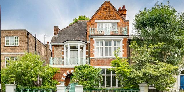 צפו בתמונות: הבית של פיטר פן בלונדון מוצע למכירה