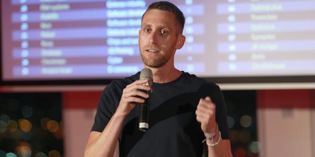 דאנס אירוע חשיפת 50 חברות ההייטק הנחשקות בישראל  אסף רפפורט מנכל מרכז המחקר והפיתוח מיקרוסופט ישרא, צילום: מאור שלום סויסה