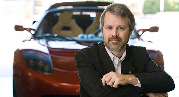 מרטין אברהארד מייסד שותף טסלה מייסדים שהודחו, צילום: twitter, tslareaper