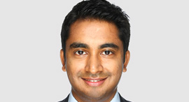 Anuj Maheshwari, managing director of agribus at Temasek. Photo: Temasek