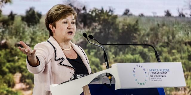 """היו""""רית החדשה של קרן המטבע: פעילת אקלים מבולגריה"""