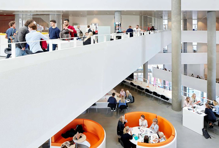 אוניברסיטת דרום דנמרק , צילום: SDU