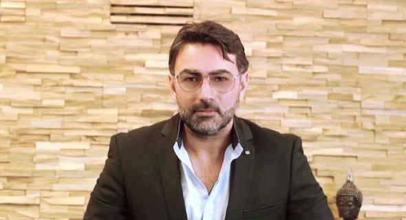 Erez Buganim, acting CEO of Synel. Photo: PR