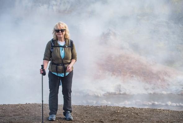 פנסיה איסלנד קשישה קשישים, צילום: שאטרסטוק
