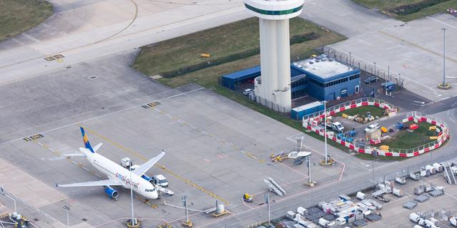 מגדל ביטוח תרכוש נתח מנמל התעופה גטוויק בבריטניה