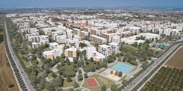 """פי 4 בני עי""""ש: הותמ""""ל אישרה את הרחבת המועצה האזורית ב-5,700 דירות"""