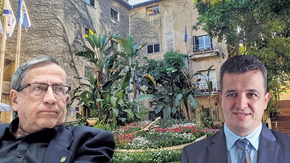 כרמל שאמה הכהן וישראל זינגר, צילום: עמית שעל, שאול גולן, יריב כץ