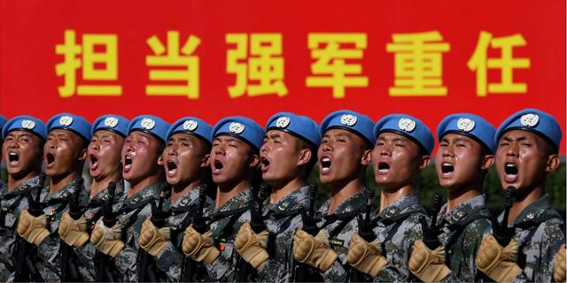 חגיגות 70 השנה תופסות את סין בתזמון הגרוע ביותר