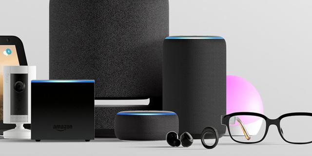 אמזון מוציאה את אלקסה מהסלון באוזניות, טבעות חכמות ומשקפיים