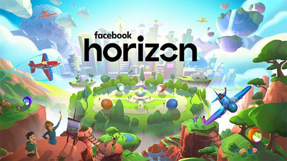 פייסבוק הורייזון מציאות מדומה אוקולוס , צילום: Facebook Horizon
