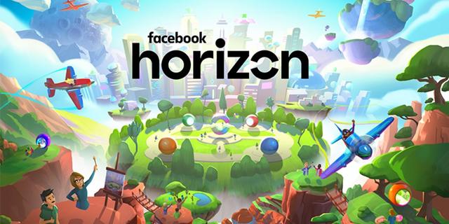 פייסבוק חשפה את Horizon, עולם וירטואלי חדש למשתמשים