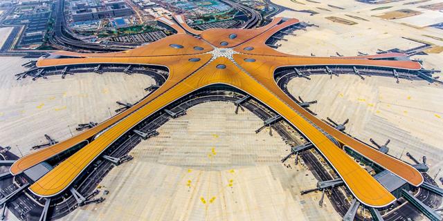 הכי עמוס והכי יקר: שדה תעופה חדש נפתח בבייג'ינג