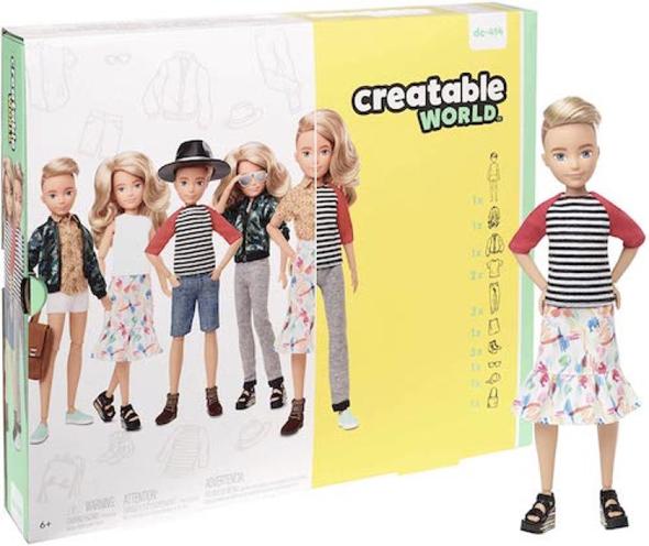 הברבי החדשה, צילום: Mattel
