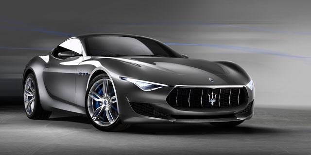 מזראטי חושפת: מכונית חשמלית ראשונה שתצא לשוק בשנה הבאה