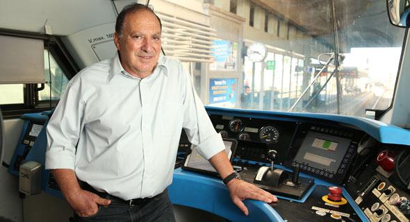 """מנכ""""ל רכבת ישראל מיכה מייקסנר"""