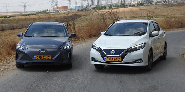 ההטענה חינם: חברת החשמל מצטיידת לראשונה במכוניות חשמליות