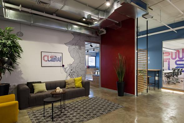משרדי חברת CLEW, צילום: עידו אדן