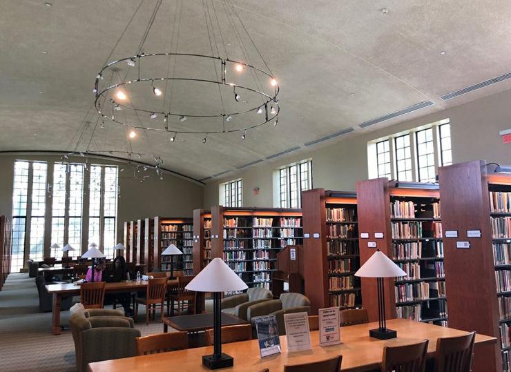 ספריית הקולג