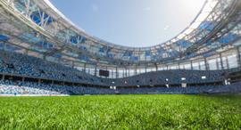 אצטדיון מגרש ספורט, קרדיט: shutterstock