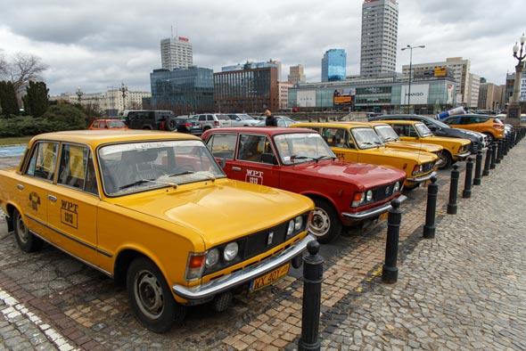 לפעמים המונית רק נראית כמו מונית, צילום: שאטרסטוק