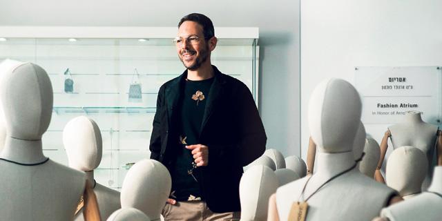 בגדי המלך החדש: אילן בז'ה מונה למנהל המחלקה לעיצוב אופנה בשנקר