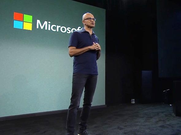 מיקרוסופט סרפס לפטופ אירוע 2019, צילום: Microsoft