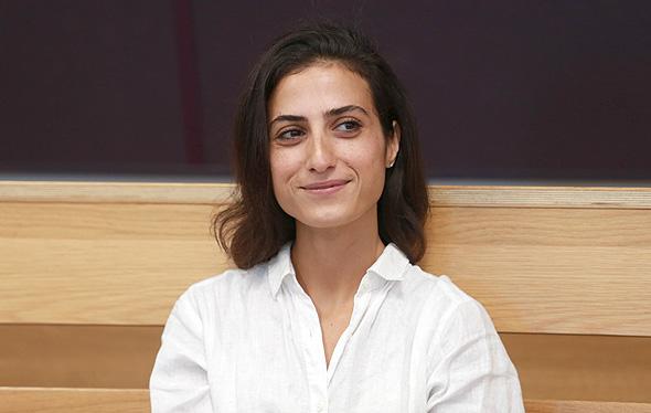 איילה כהן בבית המשפט