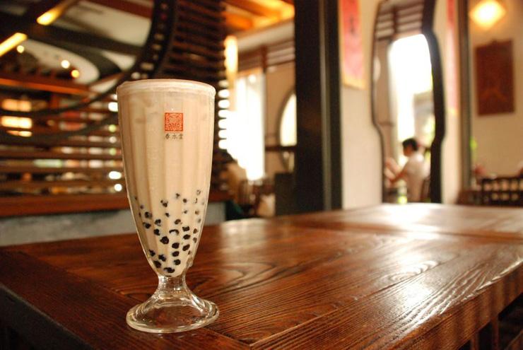 תה בועות מבית התה Chun Shui tang בטייוואן