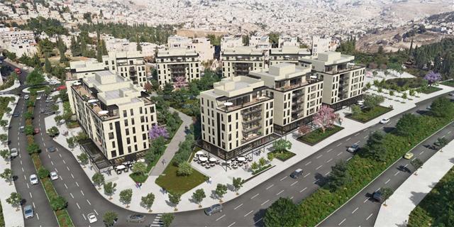 אפריקה מגורים זכתה במכרז ל-170 דירות להשכרה ארוכת טווח בירושלים ב-75 מיליון שקל