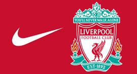 הסמל של ליברפול ו נייקי הסכם חסות