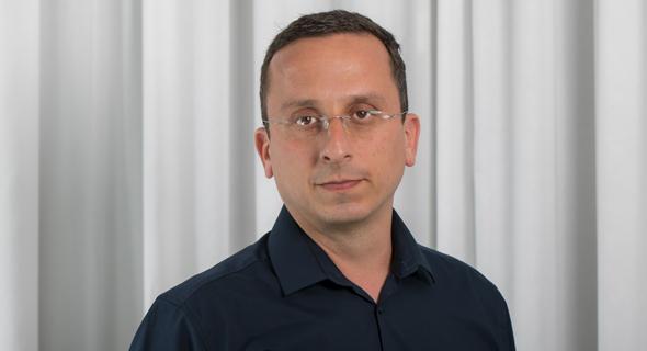 Allerguard CEO Shai Hershkovich. Photo:Blog Pagaz