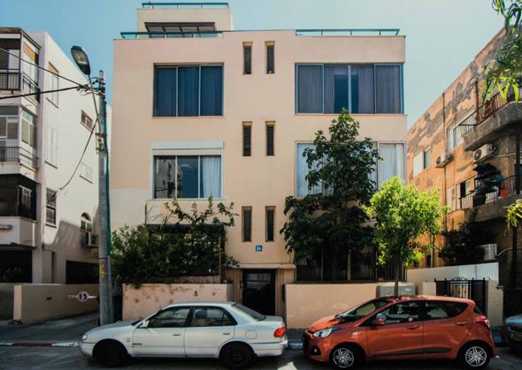 מנדלי 7 תל אביב, צילום: קסם הדמיות