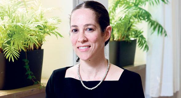 הכלכלנית הראשית באוצר, שירה גרינברג, צילום: אלכס קולומויסקי