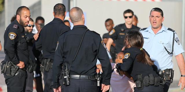 עלייתה של משטרת השיימינג הישראלית