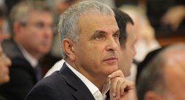 Israeli Minister of Finance Moshe Kahlon. Photo: Orel Cohen