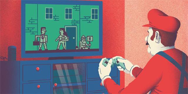 תעשיית הבידור הגדולה בעולם בדרך להשתלט לכם על החיים