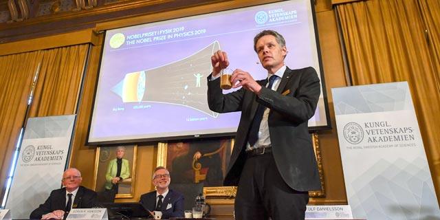 הנובל בפיזיקה הוענק על גילוי כוכבי לכת במערכת שמש אחרת