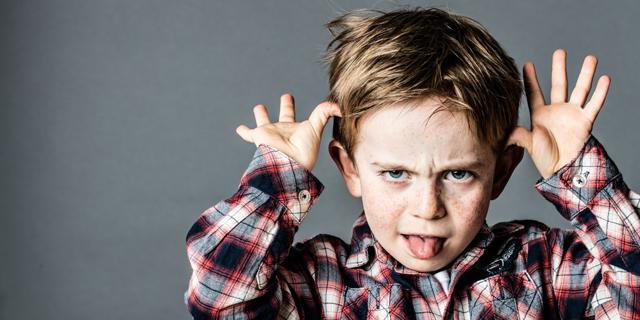 ילדים התנהגות פרצוף הצלחה, צילום: שאטרסטוק