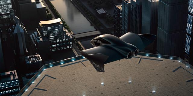 פורשה ובואינג ישתפו פעולה: יפתחו כלי טיס שממריא אנכית