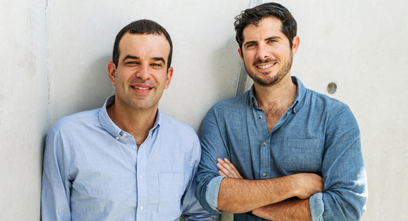 Jones co-founders Michael Rudman (left) and Omri Stern. Photo: Mike Hanson