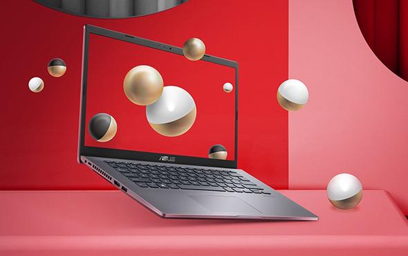 """מחשב ה-X409UA של אסוס, בעל מסך 14 אינץ', מעבד i5, זיכרון פעולה של 8 גיגה ומחיר של כ-2,400 ש""""ח"""