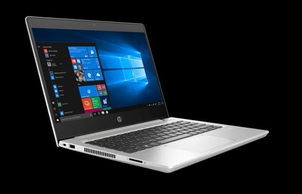 """מחשב ProBook 430 G6 של HP, בעל מסך 13.3 אינץ', מעבד i5, זיכרון פעולה של 8 גיגה, ומחירו מתחיל בכ-2,300 ש""""ח"""